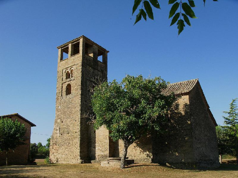 Santa Eugènia de Relat (Foto: Wikipèdia)